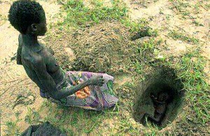 子どもの埋葬